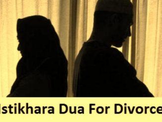 How To Perform Istikhara For Divorce